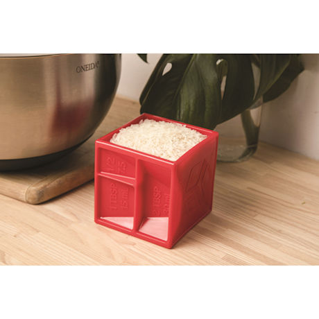Kitchen Cube Measuring Tool