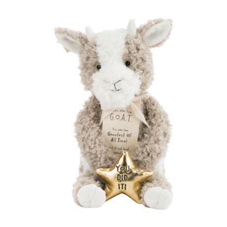 Birthday Goat Plush