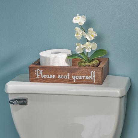 Please Seat Yourself Bath Box