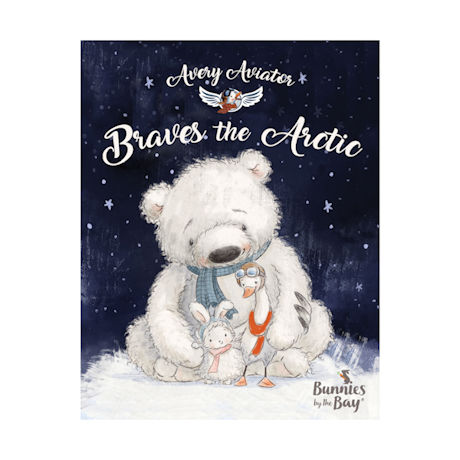Avery the Aviator Braves the Arctic Book