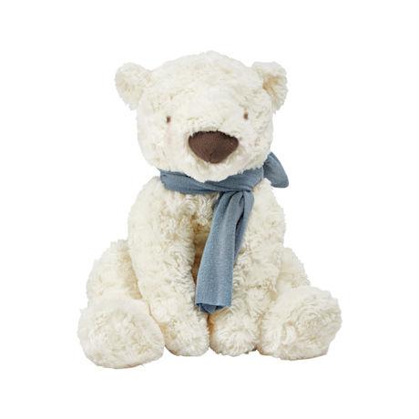 Avery the Aviator Braves the Arctic Plush - Boris (Bear)