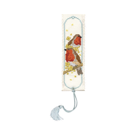 Counted CrossStitch Birds Bookmark Kits