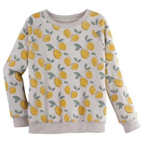 Lemons Crewneck