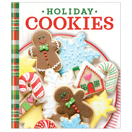 Holiday Cookies Recipe Book