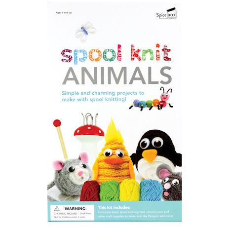 Spool Knit Animals Kit