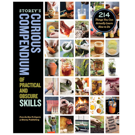 Curious Compendium of Practical and Obscure Skills