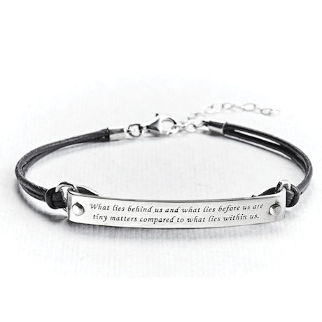Emerson What Lies Within Us Bracelet