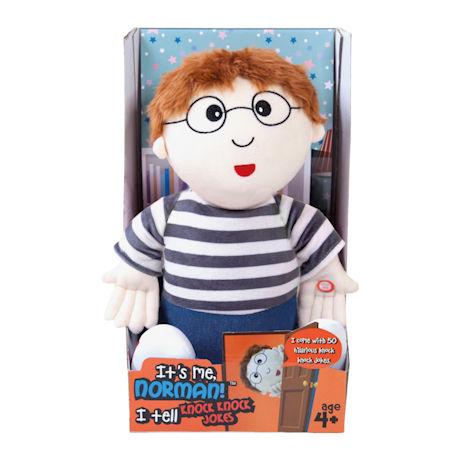 It's Me, Norman, Knock Knock Jokes Doll