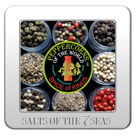 Peppercorns Sampler Tin
