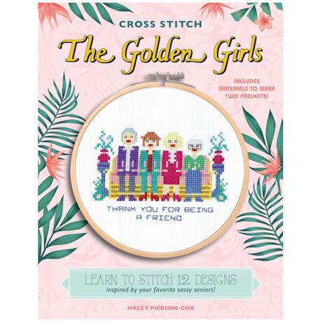 The Golden Girls Cross Stitch Kit