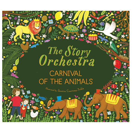 Story Orchestra Musical Picture Books