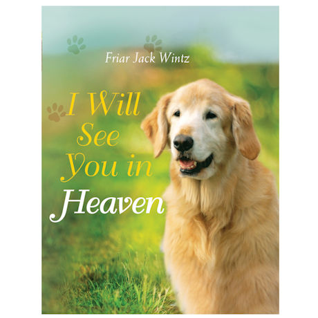 Will See You in Heaven Book - Dogs