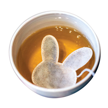 Shaped Teabags - Bunny - Set of 15
