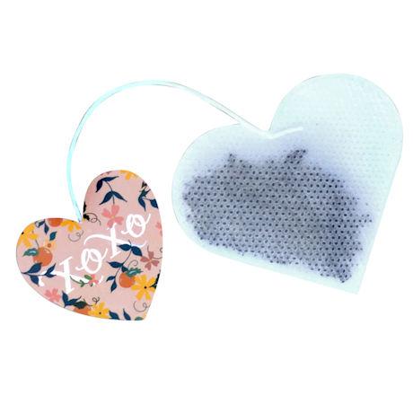 Shaped Teabags - Heart