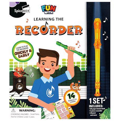 Fun With Recorder Set