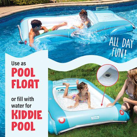 Classic Convertible Pool Float