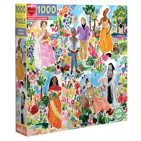 Poets' Garden Puzzle