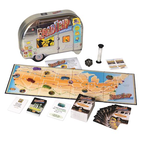 Road Trip Game Deluxe Anniversary Edition