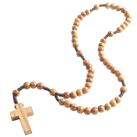 Bethlehem Olive Wood Rosary