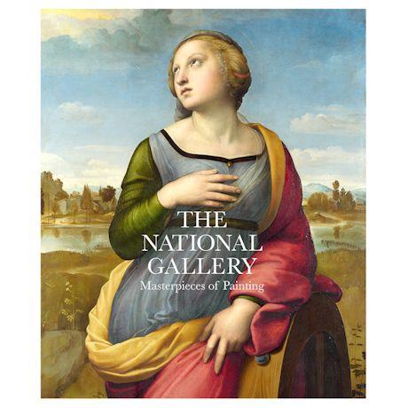 Masterpieces of Painting Book - Natural Gallery
