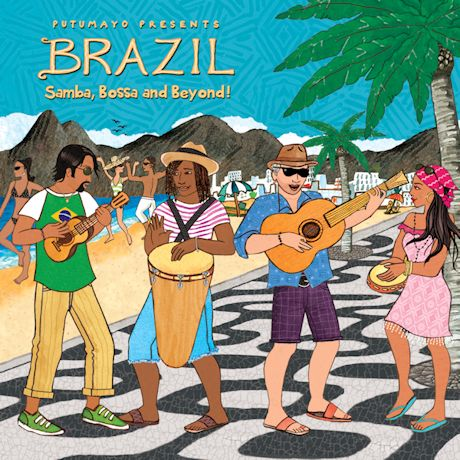 Brazil Music Collection