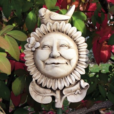 Sunflower Morning Plaque