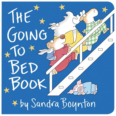 The Going to Bed Book and Bear Plush Doll