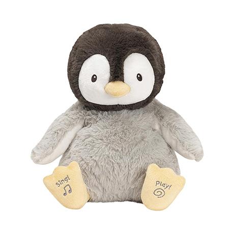 Animated Kissy the Penguin