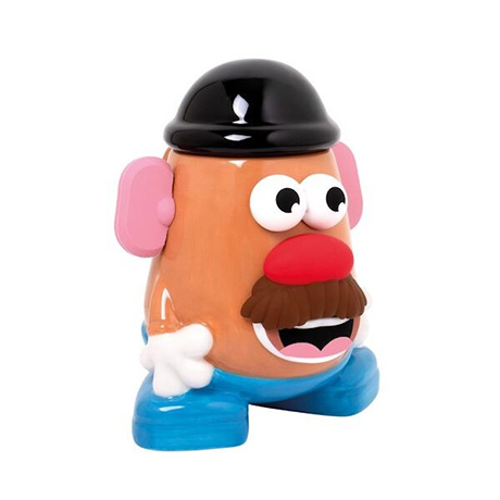 Mr. Potato Head Mug with Interchangeable Pieces