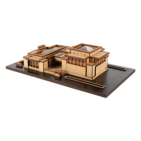 Frank Lloyd Wright® Unity Temple Architectural Model Kit