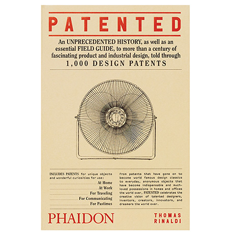 Patented: 1,000 Design Patents