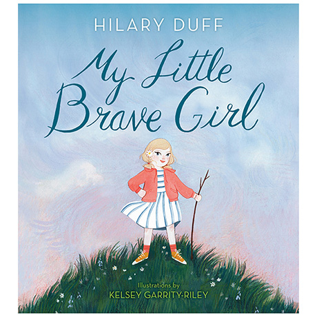My Little Brave Girl Book