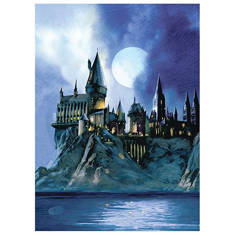 Harry Potter Pop-Up Cards - Hogwarts