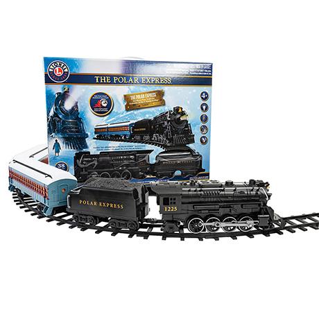 Polar Express Ready-to-Play Train Set