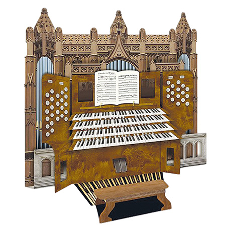 Musical Instruments Pop-Up Cards