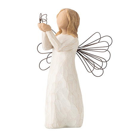 Angel of Freedom Willow Tree® Sculpture