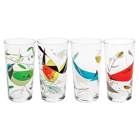 Charley Harper Bird Glasses