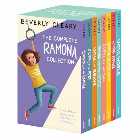 The Complete Ramona Collection Box Set