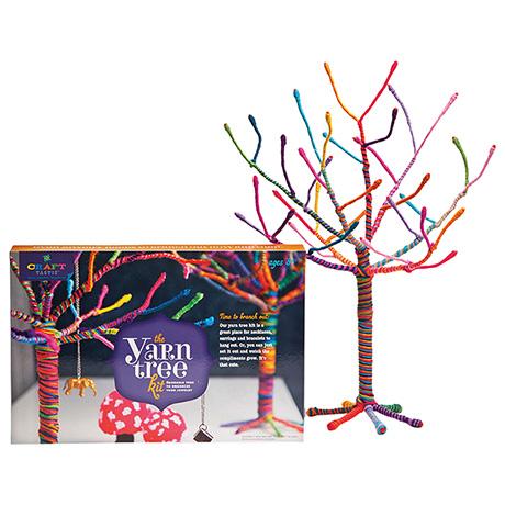 Yarn Tree Jewelry Organizer Kit