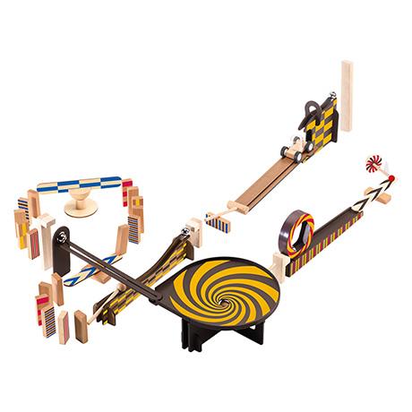 Zig & Go 45-Piece Chain Reaction Set