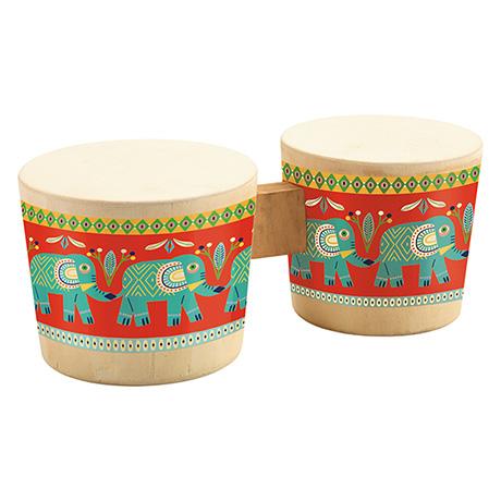 Animambo Musical Instruments for Kids - Bonga