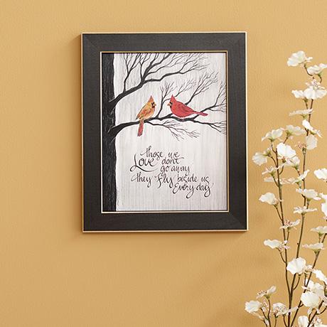 Those We Love Framed Wall Art