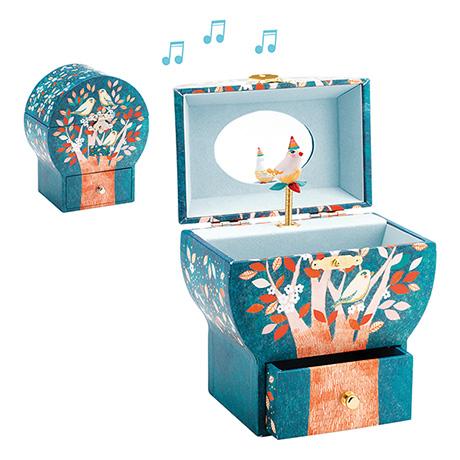 Nightingale Musical Treasure Box