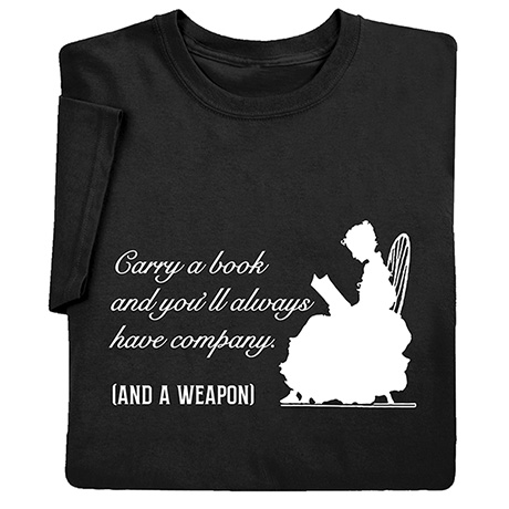 Carry a Book Shirts