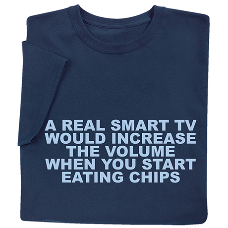 Smart TV Shirts
