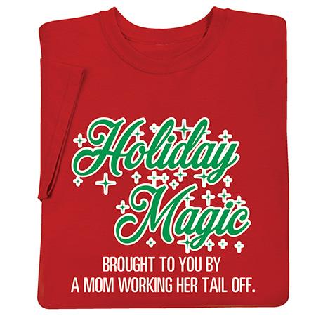 Holiday Magic Shirts