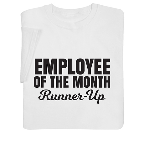 Employee of the Month Shirts