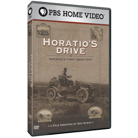 Ken Burns: Horatio's Drive: America's First Road Trip DVD