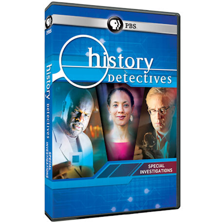History Detectives: Special Investigations DVD
