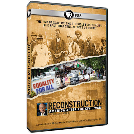 Reconstruction: America After the Civil War DVD